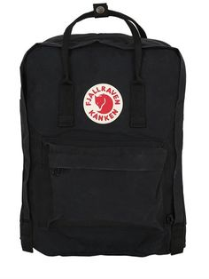 FJALL RAVEN 18L Kanken Laptop 15 Backpack, Black. #fjallraven #bags #backpacks #