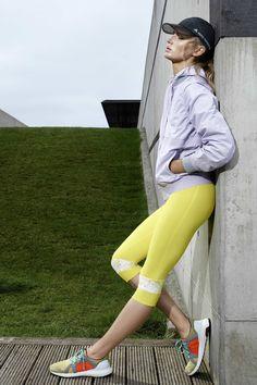 Adidas by Stella McCartney Spring 2016 Ready-to-Wear Fashion Show