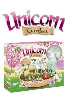 My Fairy Garden Unicorn Garden - NEW!