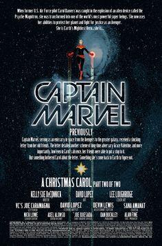 Preview: Captain Marvel #11,   Captain Marvel #11 Story: Kelly Sue Deconnick Art: David Lopez Cover: David Lopez Publisher: Marvel Publication Date: January 14th 2015 Pric...,  #All-Comic #All-ComicPreviews #CaptainMarvel #Comics #DavidLopez #KellySueDeConnick #Marvel #Previews