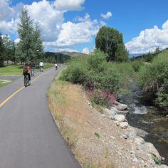 Blue River Trail Breckenridge