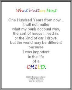 special needs children quotes inspirational | My Most Precious Gift