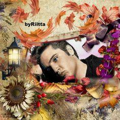 Elvis by RiittaSauhke