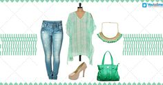 Try out this look  #Fashion #LifeStyle #Clothing #Jewellery #Shoes #HandBags