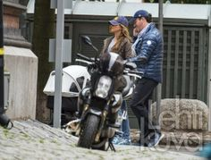 04 June 2014 Princess Madeleine and Chris O'Neiil have been seen in Stockholm with her daughter Leonore