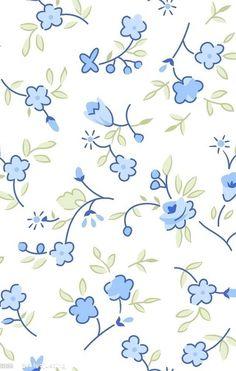 Картинка с тегом «blue, simple, and flowers»