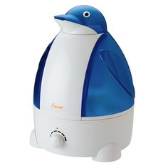 Penguin Humidifier - Jon got one for Christmas :)