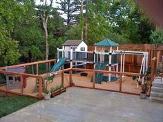 home daycare playground area google search