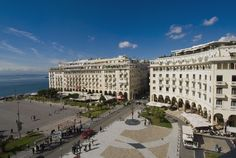 Thessaloniki, Greece's second largest city, has long been overshadowed by Athens. Places To Travel, Places To See, Visit Greece, Cultural Capital, Modern Metropolis, Thessaloniki, Macedonia, Athens, Islands