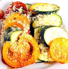 Quick, easy summer vegetable dish