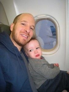 Tips for flying with a toddler. Hmm...probably could have used this before our last trip to Mexico.
