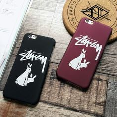 coque stüssy iphone 7