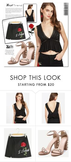 """""""SheIn XXVII/10"""" by s-o-polyvore ❤ liked on Polyvore"""