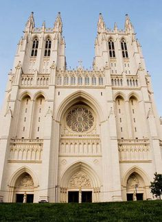 The Diverse Architecture of Washington, DC: The Washington National Cathedral