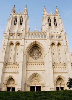 : The Washington National Cathedral