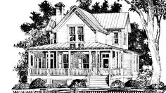 Aiken Ridge - Moser Design Group | Southern Living House Plans