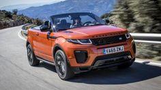 ranger rover cabrio #review