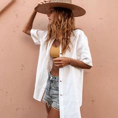 benjaminsalmonsz - 0 results for beachy outfits Fashion 2017, Retro Fashion, Fashion Outfits, Fashion Tips, Fashion Trends, Fashion Essentials, Fashion Quotes, Grunge Fashion, Modest Fashion