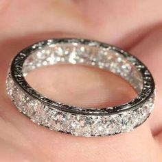 Hermoso anillo de compromiso♥♡