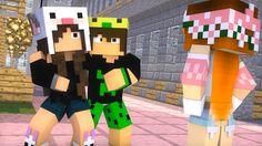 Minecraft: OUTRA VIDA #50 - APRESENTANDO OS NAMORADINHOS!