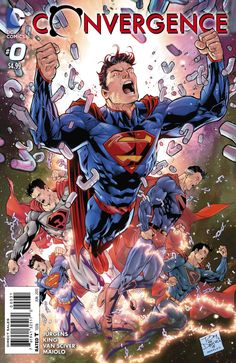 Convergence #0 - The God Machine (Issue)