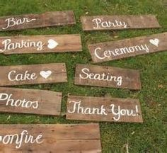 Adrienne, do you like these ?? I have lots of boards that would be stained... :)
