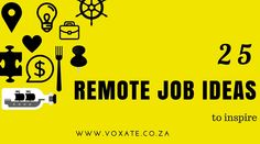 Remote jobs might seem like a pipe dream to you if you're currently stuck behind your desk in an air-con office. But, read here how easy it could be. Job Work, Editing Writing, Pipe Dream, Work Travel, Remote, Desk, Reading, Desktop, Table Desk