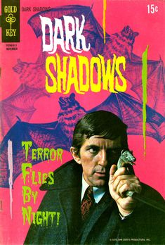 """'Dark Shadows' Comic Covers (1968-76)"" - Monster Brains"