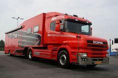 Scania CAMPER