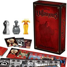 Ravensburger Disney Villainous: Perfectly Wretched Strategy Board Game for Age 10 Up - Stand-Alone Expansion to The 2019 Toty Game of The Year Award Winner Games Supplies Food Staples Icing-Decorations Toppers Disney Games, Disney Food, Disney Stuff, Gifts For Disney Lovers, Steamboat Willie, Board Games For Kids, Strategy Games, Disney Villains, Disney Magic