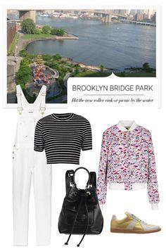 Picnic by the water at Brooklyn Bridge Park  - HarpersBAZAAR.com