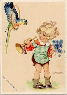Gallery.ru / Фото #27 - Lungers Hausen (1900- 1991 ) - nata0179