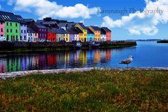 I must go to Galway Ireland -- Bucket List Item.