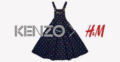 Выразите свою индивидуальность — выбирайте яркие и дерзкие модели из коллекции KENZO x H&M. #KENZOxHM