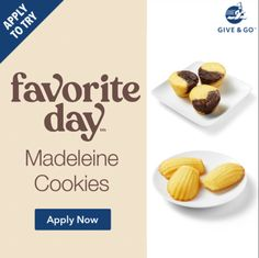 New Product Testing Opportunity from Shopper Army 🙌 . Madeleine Tiny Treats OR Madeleine and Brownie Tiny Treats . . Here are the steps involved: ✔️Answer a few screener questions to qualify ✔️If you qualify, you will have only 3 days to purchase the product from Target - online or in-store. Ensure you purchase the correct product. It needs to exactly match the product in the mission, including the size, to qualify for the rebate ✔️Submit your receipt to Shopper Army to verify your purchase ✔️T Free Product Testing, New Product, Verify, Opportunity, Target, Army, Treats, Store, Breakfast