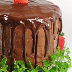 """Doberge Cake 