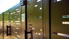 Lézervágott kerítés Lockers, Locker Storage, Modern, Furniture, Home Decor, Trendy Tree, Decoration Home, Room Decor, Locker
