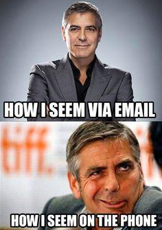 writing vs telephone