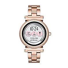 e710aecc93dc best smartwatch for women - Michael Kors Access Women s MKT5022 - Sofie  Connected M Kors