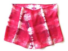 Hand Dyed Silk Scarf in Reds by SilkMari on Etsy, $37.00