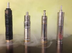 The 26650 Mech Mods and RDAs are here!!!!