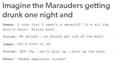 Just imagine what happens once Strax hears about this and joins them. Let's blow up those evil moonites!
