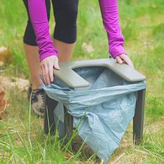 This unique portable toilet easily fits in your backpack. The 'InstaPrivy' is a coolest portable toilet and privacy shelter system designed to be ultimate Camping Gadgets, Diy Camping, Camping Survival, Camping Life, Tent Camping, Cool Gadgets, Camping Hacks, Camping Gear, Outdoor Camping