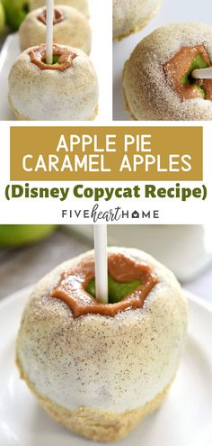 Newest Photos The best caramel apple pie recipe you should add to your fall season food list! Thoughts The best caramel apple pie recipe you should add to your fall season food list! Best Caramel Apple Recipe, Gourmet Caramel Apples, Mini Caramel Apples, Caramel Dip, Chocolate Apples, Caramel Recipes, Apple Recipes, Fall Recipes, Real Food Recipes