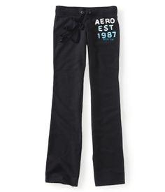 Aero 1987 Fit & Flare Sweat Pants - Aéropostale®