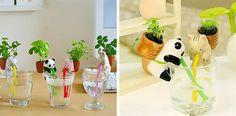 Colocar uma planta na sua casa é um detalhe que pode fazer uma enorme diferença na decoração! Naturais ou artificiais, as plantas vão mudar completamente a