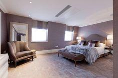 The Lancasters, bedroom, London's best interior design
