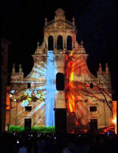 Projection Mapping San Michele e Santa Caterina a Grammichele