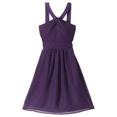 TEVOLIO™ Women's Halter Neck Chiffon Dress - Fa... : Target Mobile
