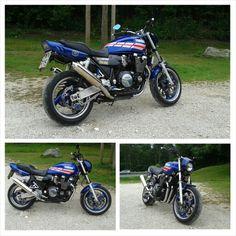 XJR 1200 SP